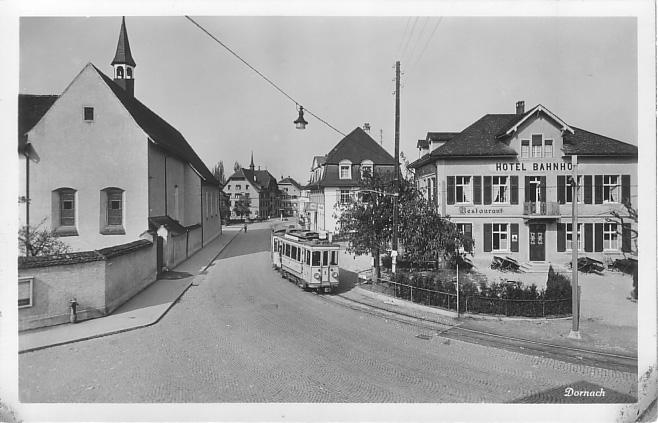 Amthausstrasse um 1930