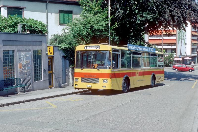 Saurer SH 560-25 Nr. 11
