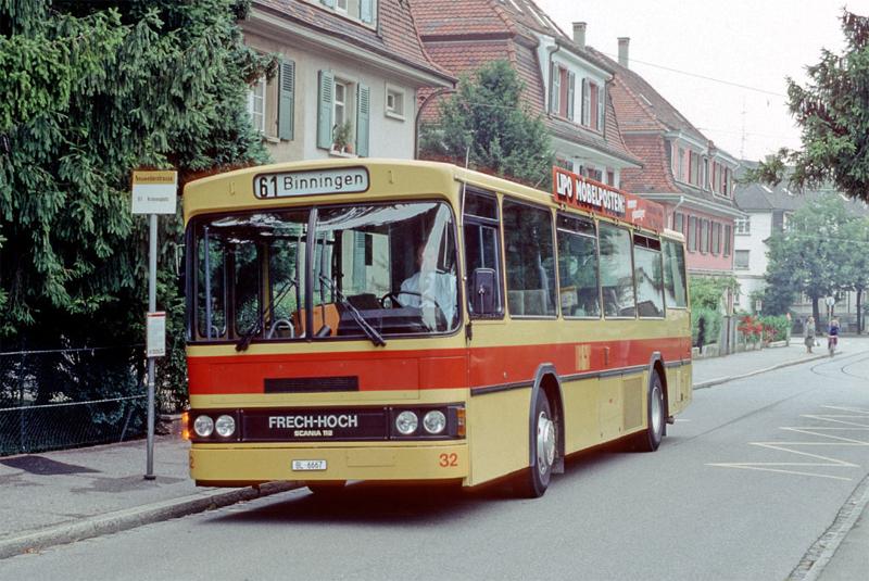 Scania N112 CL Nr. 32