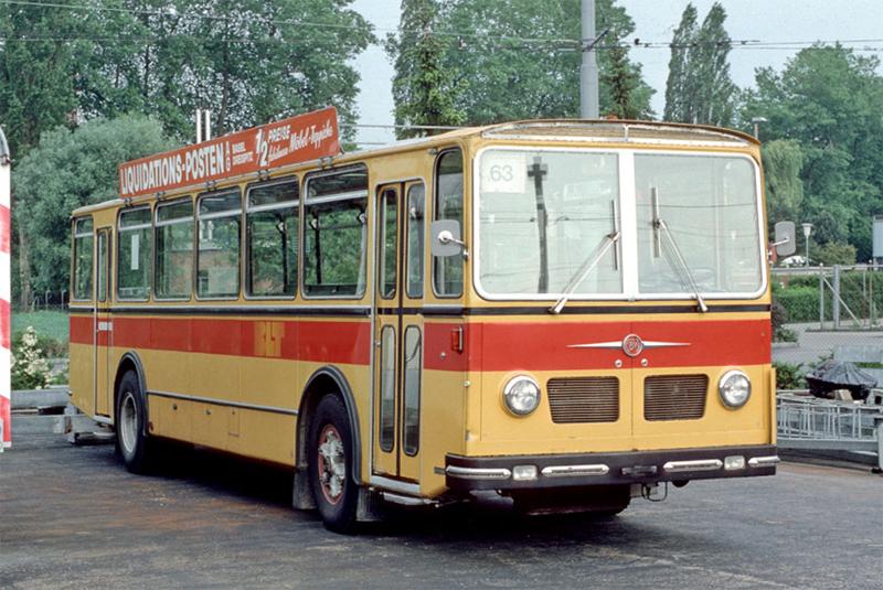 FBW B51U Nr. 3