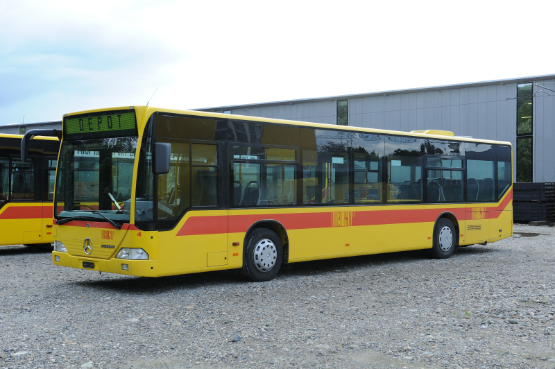 MB O 530 Citaro C1 Nr. 4