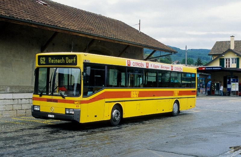 MB O 405 Nr. 61