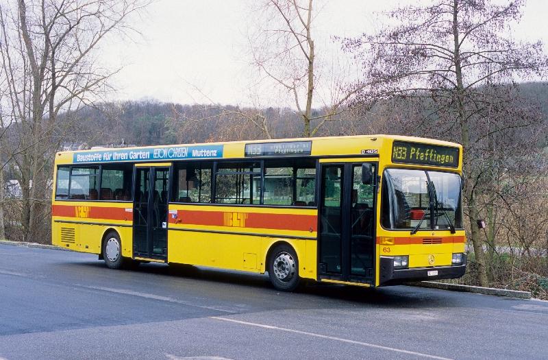 MB O 405 Nr. 63