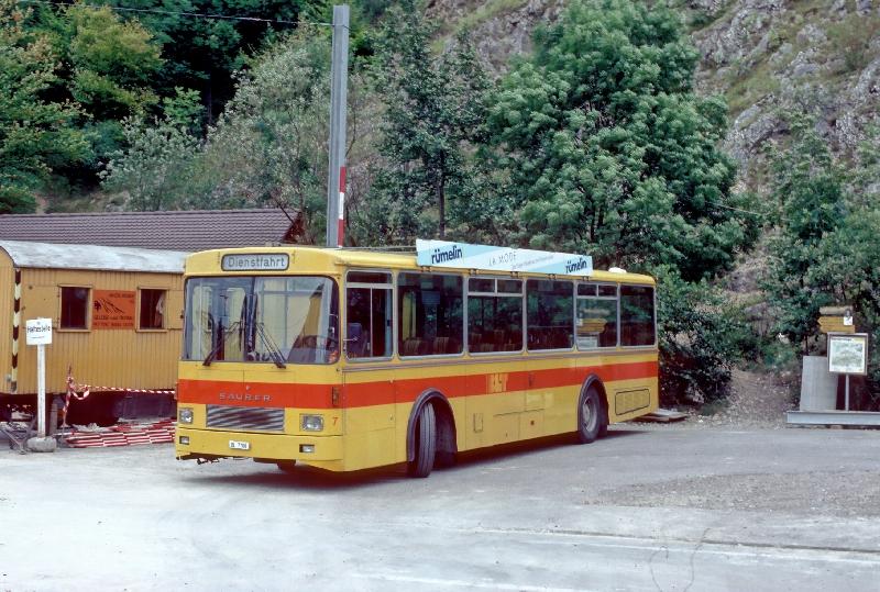 Saurer SH 560-25 Nr. 7