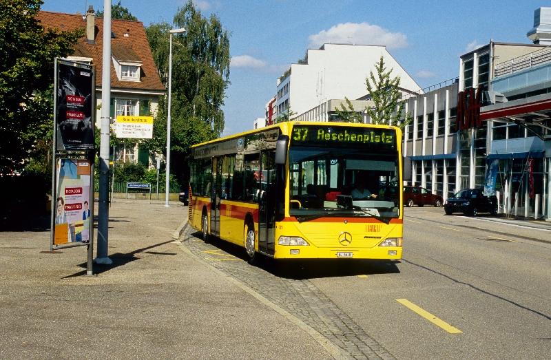 MB O 530 Citaro C1 Nr. 81