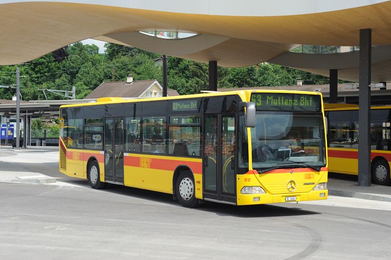 MB O 530 Citaro C1 Nr. 82