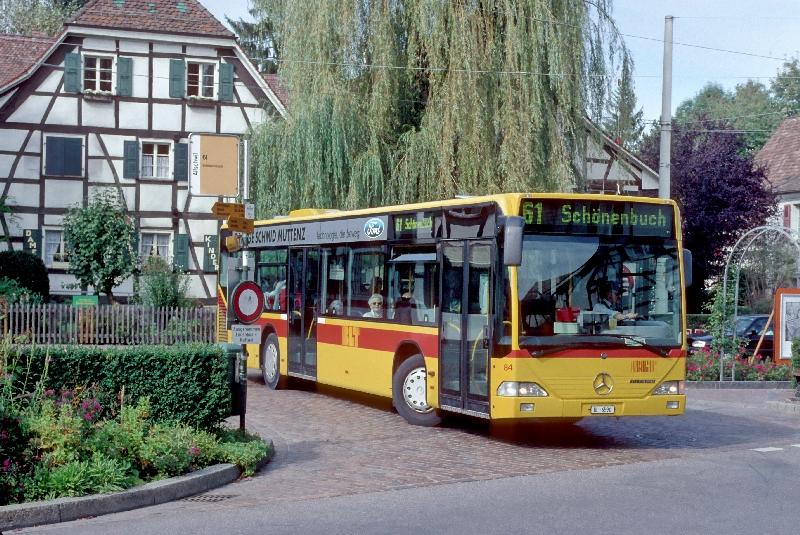 MB O 530 Citaro C1 Nr. 84