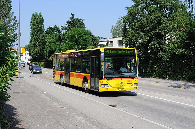 MB O 530 Citaro C1 Nr. 86