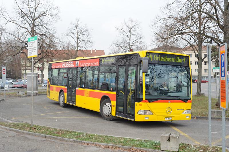 MB O 530 Citaro C1 Nr. 91