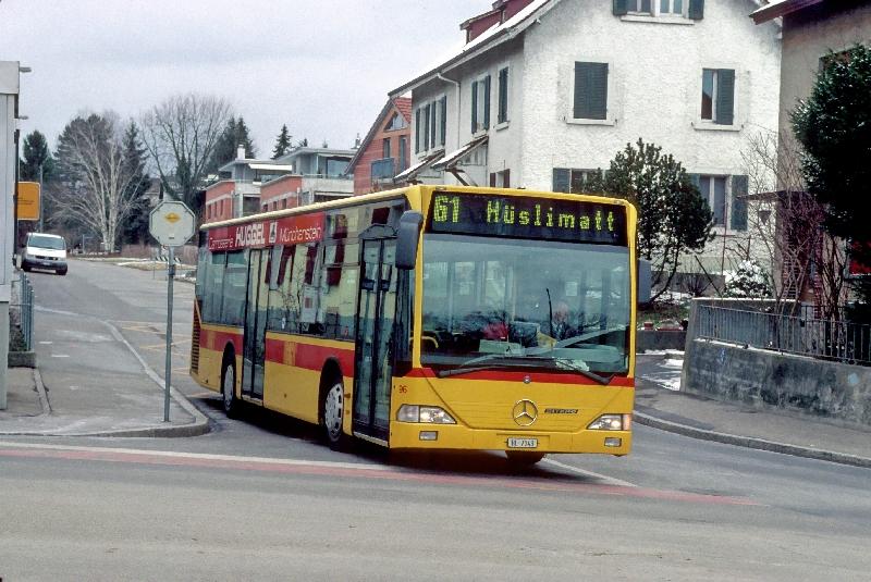MB O 530 Citaro C1 Nr. 96