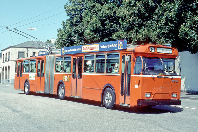 FBW 91GTS Nr. 918