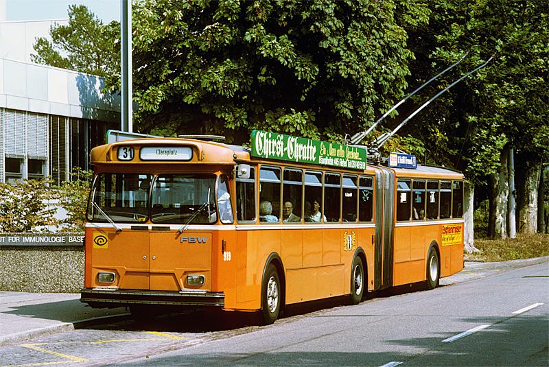 FBW 91GTS Nr. 919