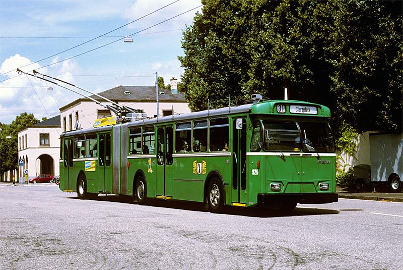 FBW 91GTS Nr. 920