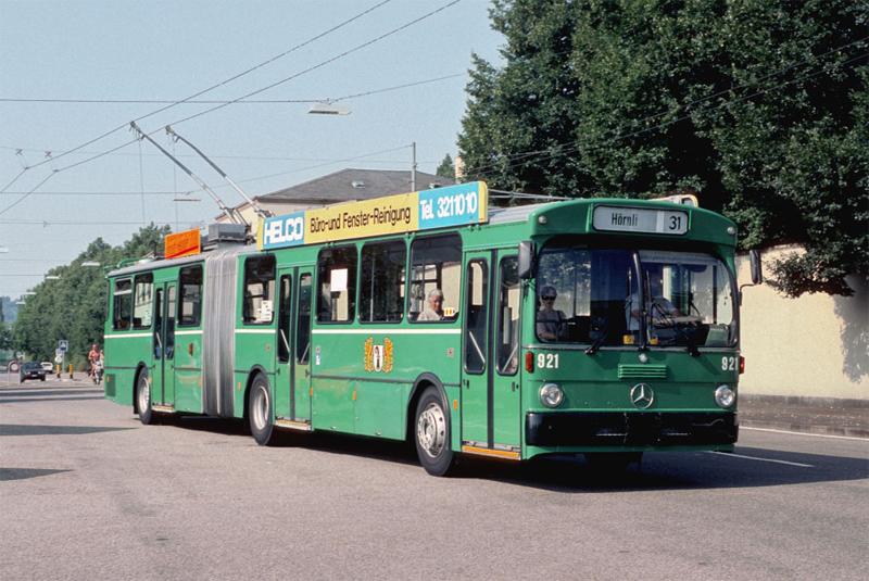 MB O 305 GT Nr. 921