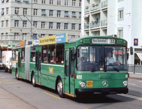 MB O 305 GT Nrn. 921–922