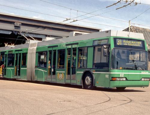 Neoplan N 6020 Nrn. 923, 924–934