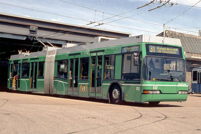 Neoplan N 6020 Nr. 932