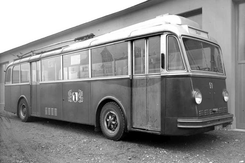 FBW Typ 51 Nr. 51