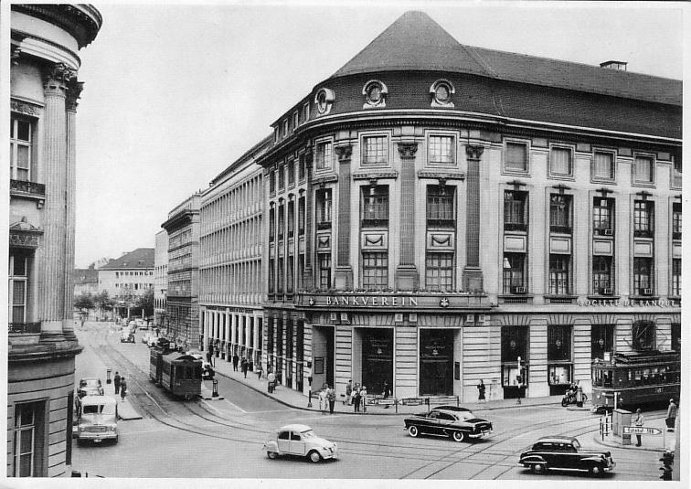 St. Alban-Graben um 1965