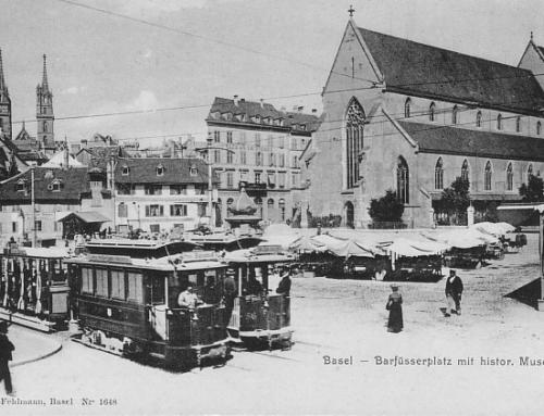 Vom Tram-Omnibus zum FLEXITY