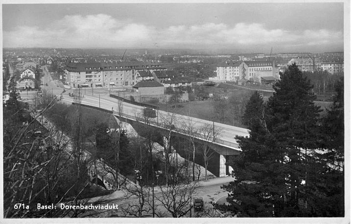 Dorenbachviadukt 1934