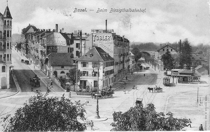 Heuwaage um 1902