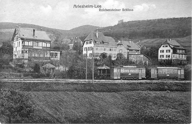 Im Lee um 1905