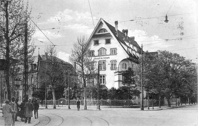 Klinik St. Joseph 1933