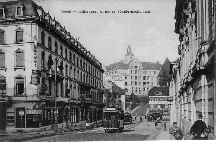 Kohlenberg um 1906