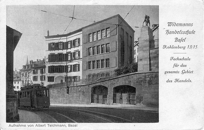 Kohlenberg um 1930