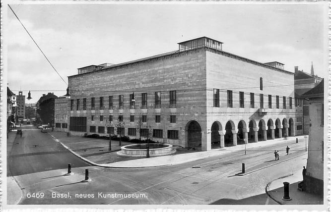 Neues Kunstmuseum um 1951