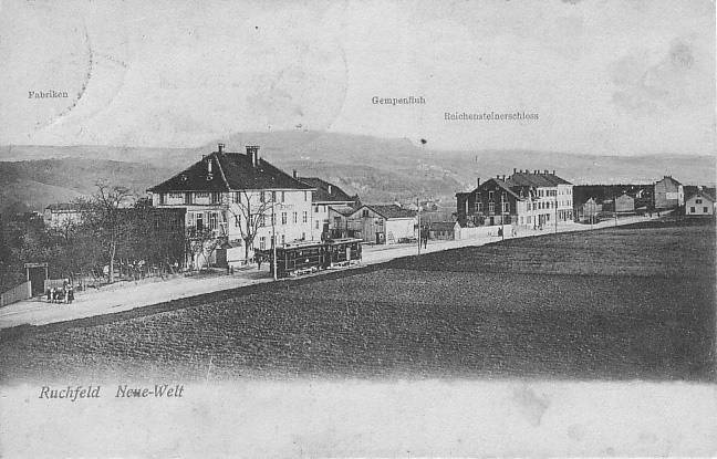 Neue Welt um 1905