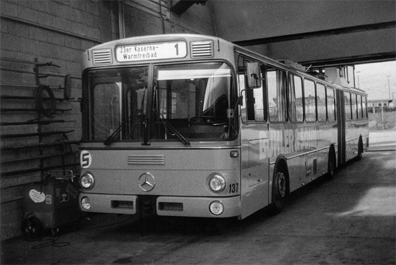 MB O 305 GT Nr. 922
