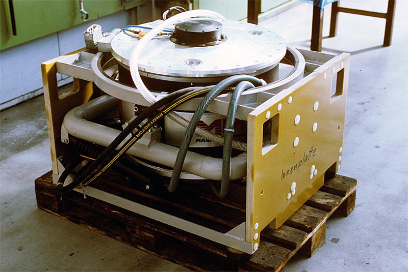 Magnet-Dynamischer-Speicher (MDS)