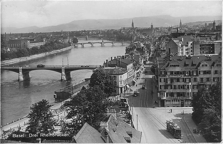 St. Johanns-Vorstadt um 1929