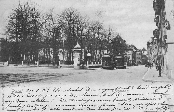 Totentanz um 1900