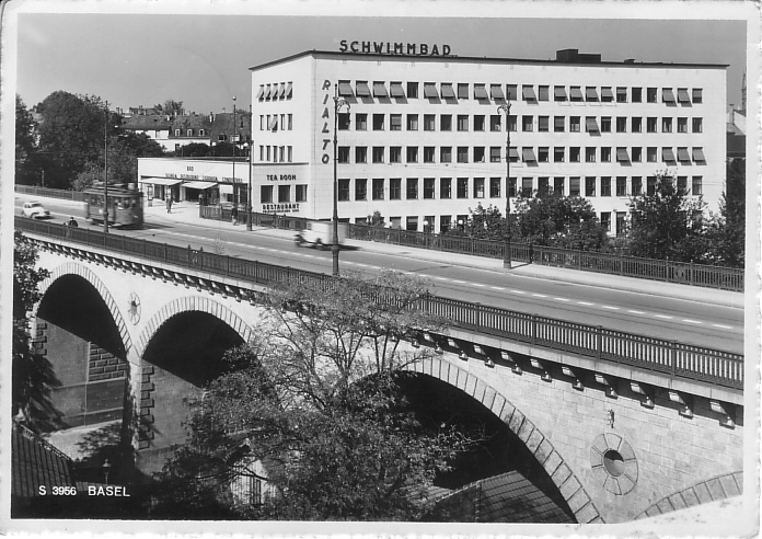 Viadukt um 1946