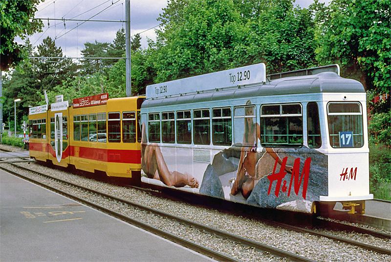 B 1318 «H&M»