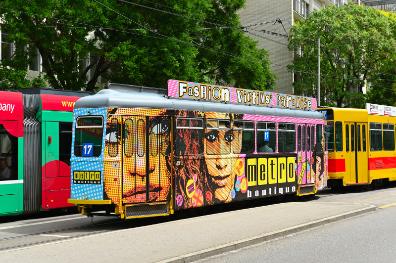 B 1320 «metro boutique»