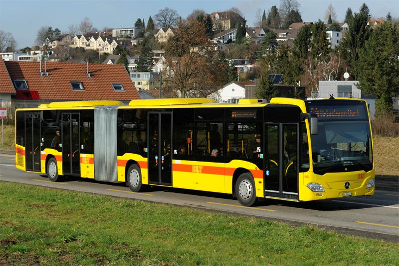 MB O 530 G Citaro C2 Nr. 15