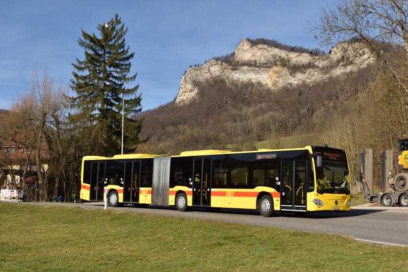MB O 530 G Citaro C2 Nr. 17