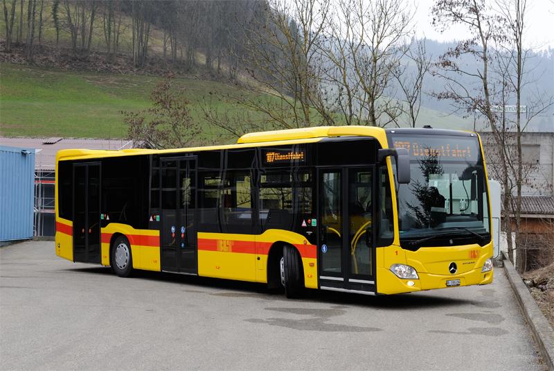 MB O 530 Citaro C2 Nr. 1