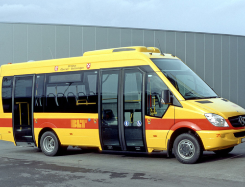 MB 515 CDI Sprinter City 65 Nrn. 21–22, 23–24, 25