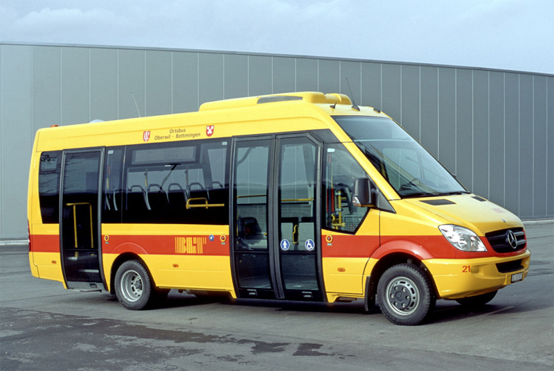MB Sprinter City Nr. 21