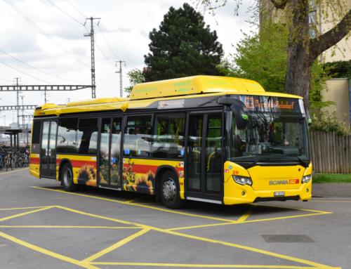 Scania Citywide CN 320 UB 4×2 CNG Nr. 28