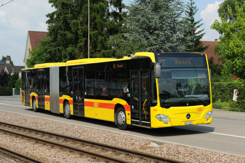 MB O 530 G Citaro C2 Nr. 56