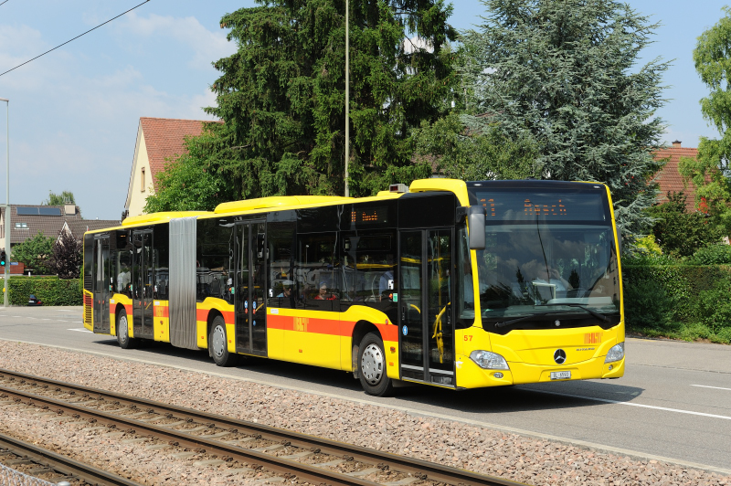 MB O 530 G Citaro C2 Nr. 57