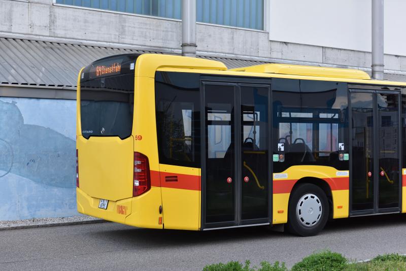 MB O 530 G Citaro C2 Nr. 59