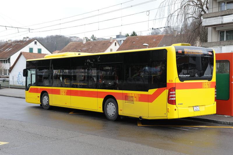 MB O 530 Citaro FL Nr. 63