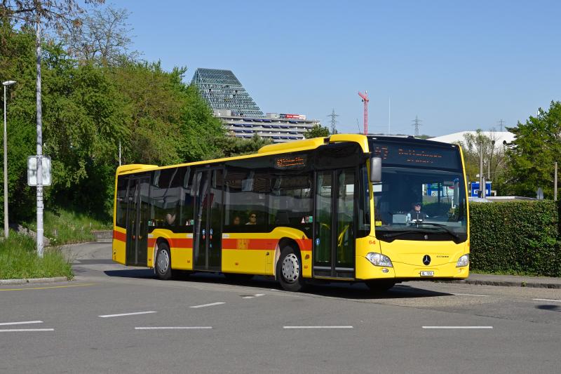 MB O 530 Citaro C2 Nr. 64